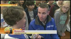 Just Another December Friday Today in the News featuring @tvseanb & @hourofcode 7