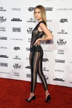 Lily Aldridge e Gigi Hadid arrasaram no evento da revista Sports Illustrated | Megamax Top