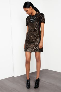 Trends on pinterest christmas channel a and metallic sequin dresses