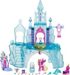 My Little Pony Crystal Empire Kasteel - Explore Equestria
