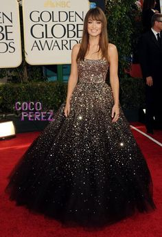 A Fresh Start: Red Carpet Round-Up; 2011 Golden Globes Best Dressed