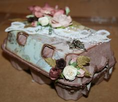 egg carton decorations - Google Search