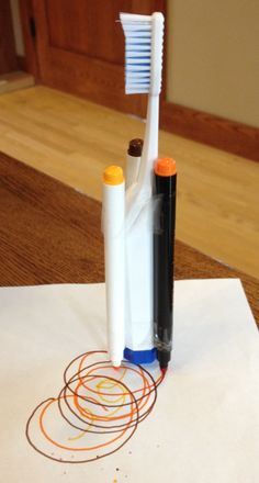 Hillsdale Library – MakerSpace Wednesday – Hack a Toothbrush