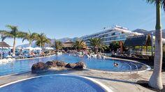 Tenerife, Puerto de Santiago, Hotel Barcelo Santiago