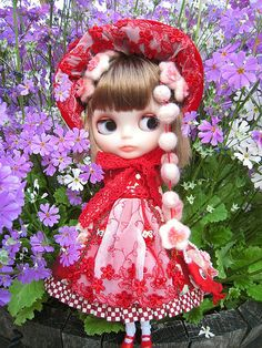 BLYTHE BEAUTY CONTEST 2009 by nami*, via Flickr