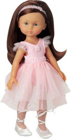 For Grace: Corolle Chloé Ballerina Doll