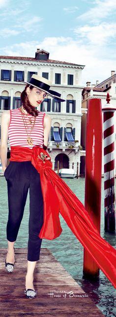 Zuzanna Bijoch by Pierpaolo Ferrari for Vogue Japan