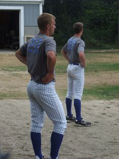God Bless Baseball players and their pants....