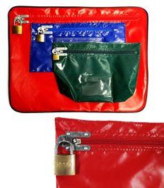 Security Bags Padlock Bags