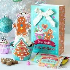 Todo Bonito (@todobonito) • Fotos y vídeos de Instagram Christmas Ornaments, Holiday Decor, Instagram, Ideas Originales, Cake, Desserts, Food, Home Decor, Small Gifts
