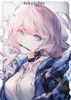 Cute Anime Pics, Anime Girl Cute, Beautiful Anime Girl, Kawaii Anime Girl, Anime Art Girl, Manga Art, Anime Girl Drawings, Anime Artwork, Anime Illustration