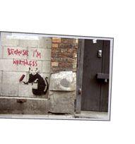 Street art - www.banksy.co.uk