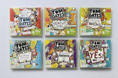 Tom Gates audios