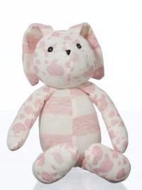 £11 Bonnie Bundle 'BOO BUNNY' cotton toy