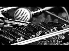 Saxomonica Blues - A Harmonica and Saxophone Blues album by Mark Maxwell and Paul Micheal Meredith - YouTube