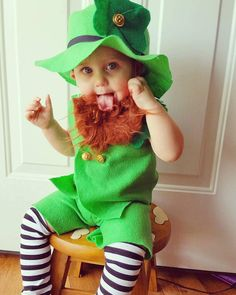 Costumes St Pat Pub Crawl Leprechaun Costume | Pinterest | Leprechaun costume St pats and Awesome costumes  sc 1 st  Pinterest & Costumes St Pat Pub Crawl Leprechaun Costume | Pinterest ...