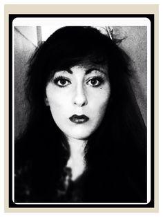 Me in black and white #OldMovieStars