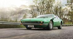 1971 Lamborghini Jarama - 400 GT