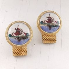 Check out this item in my Etsy shop https://www.etsy.com/listing/505904989/swank-windmill-cufflinks-arts-of-the
