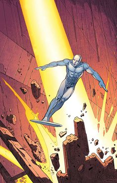 Rad? Most definitely. Understanding the impact and the legacy of Marvel's sentinel of the spaceways, Silver Surfer.