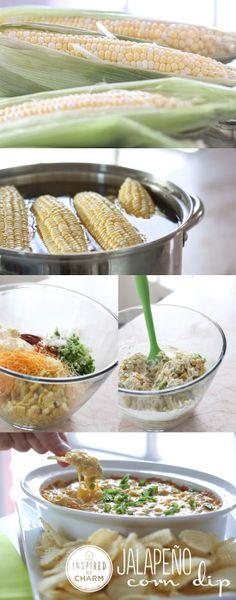 Jalapeño Corn Dip! An IBC favorite!