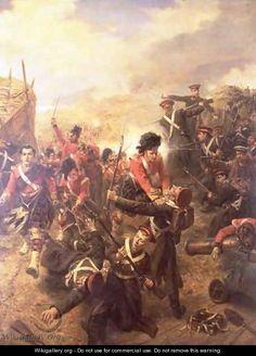 "'Sebastapol: the Attack on the Redan"" by Robert Hillingford (1899)"