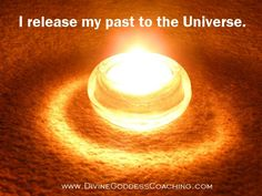 The Burning Bowl...a beautiful and therapeutic ceremony. Write down everything you desire to release from the passing year and release it through flames.  www.DivineGoddessCoaching.com
