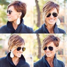 40 Best Pixie Cuts 2016   Short Hairstyles & Haircuts 2015