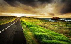 Super Road Wallpapers