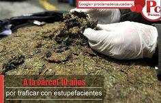 A 10 años y 6 meses de prisión fue condenado Germán de Jesús Arango Álvarez, por traficar con más de 29 mil gramos de marihuana. La noticia: [http://www.proclamadelcauca.com/2014/10/a-la-carcel-10-anos-por-traficar-con-estupefacientes.html]
