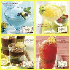 Tastefully Simple Beverages.  Cheers! :) www.tastefullysimple.com/web/edzikoski