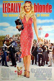 "(2001). Reese Witherspoon stars in this romantic comedy, the feature film debut of award-winning Australian director Robert Luketic. (Rotten Tomatoes).   ""You got into Harvard Law?"" ""What? Like it's hard?"" Elle Woods is my spirit animal."
