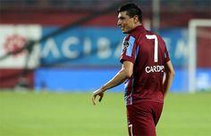La Liga devi Barcelona'nın Trabzonspor ile maddi konularda sıkıntılar yaşayan Paraguaylı golcü Oscar Cardozo'nun peşinde olduğu iddia ediliyor.