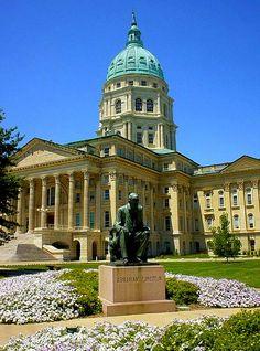 State Capitol Building, Topeka Kansas