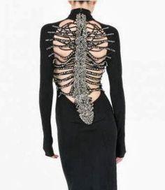 High fashion Halloween inspiration