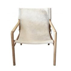 MRD Home have come out with their take on the famous Rama chair and I like it a lot! Available in nude, black, dark tan or palomino hide, this chair is not only incredibly comfortable but also darn sexy when not occupied! Home Furniture, Furniture Design, Palomino, Occasional Chairs, Teak, Accent Chairs, Armchair, Stool, Pure Products