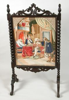 Fire screen 288631 | National Trust Collections