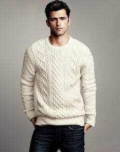 H&M Winter 2013 - Sean O'Pry