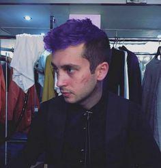 Tyler. He is so cute❤