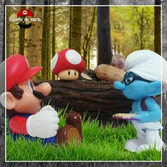 #mario #mariobros #game #gamer #games #videogame #marioworld #nintendo #bandai #fun #diversão #entretenimento #entertainment #kids #man #woman #bandainamco #figuarts #actionfigure #playstation #xbox #retro #woods #smurf #toad