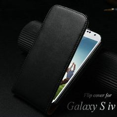 Cheap leather case for mobile, Buy Quality leather case mobile phone directly from China leather case cover Suppliers:                                Genuine Leather case for Samsung Galaxy S4 wallet case with Card hold