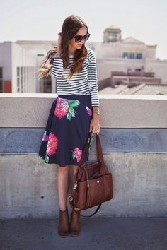 Office Style // Cute office outfit to try this spring.
