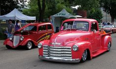 53 Chevrolet Pick-Up
