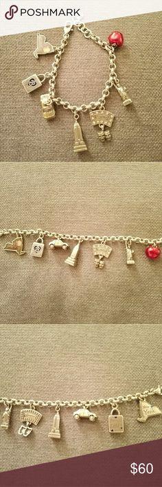 Brighton New York charm bracelet Used New York charm bracelet Brighton Jewelry Bracelets
