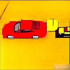 prisma Mondrian