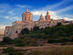 Mdina, Malta, so old world!