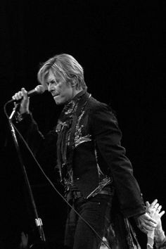 ~ ★ ~ David Bowie ~ ★ ~ #DavidBowie #Art #Pioneer #Icon #Instrumentalist…