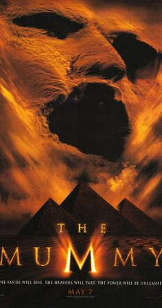 Directed by Stephen Sommers.  With Brendan Fraser, Rachel Weisz, John Hannah, Arnold Vosloo. An American serving in the French Foreign Legion on an archaeological dig at the ancient city of Hamunaptra accidentally awakens a mummy.