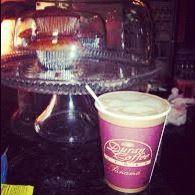 @carolapty visitó uno de los Coffe Store y compartió este momento.