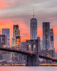 Brooklyn Bridge sunset The Effective Pictures We Offer You About New York City vacation A quality picture can tell you many things. bridge park building state state building village manhattan center of liberty square Brooklyn Bridge, Brooklyn Nyc, Manhattan New York, Lower Manhattan, Photographie New York, Nova Orleans, San Diego, San Francisco, City Aesthetic